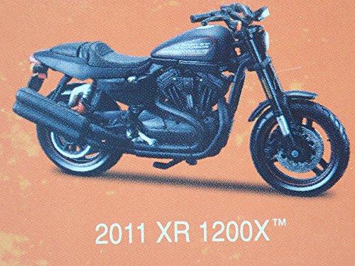 2011 XR 1200X HARLEY DAVIDSON MOTORCYCLE MAISTO SERIES 35 RARE 1/18 MODEL BIKE