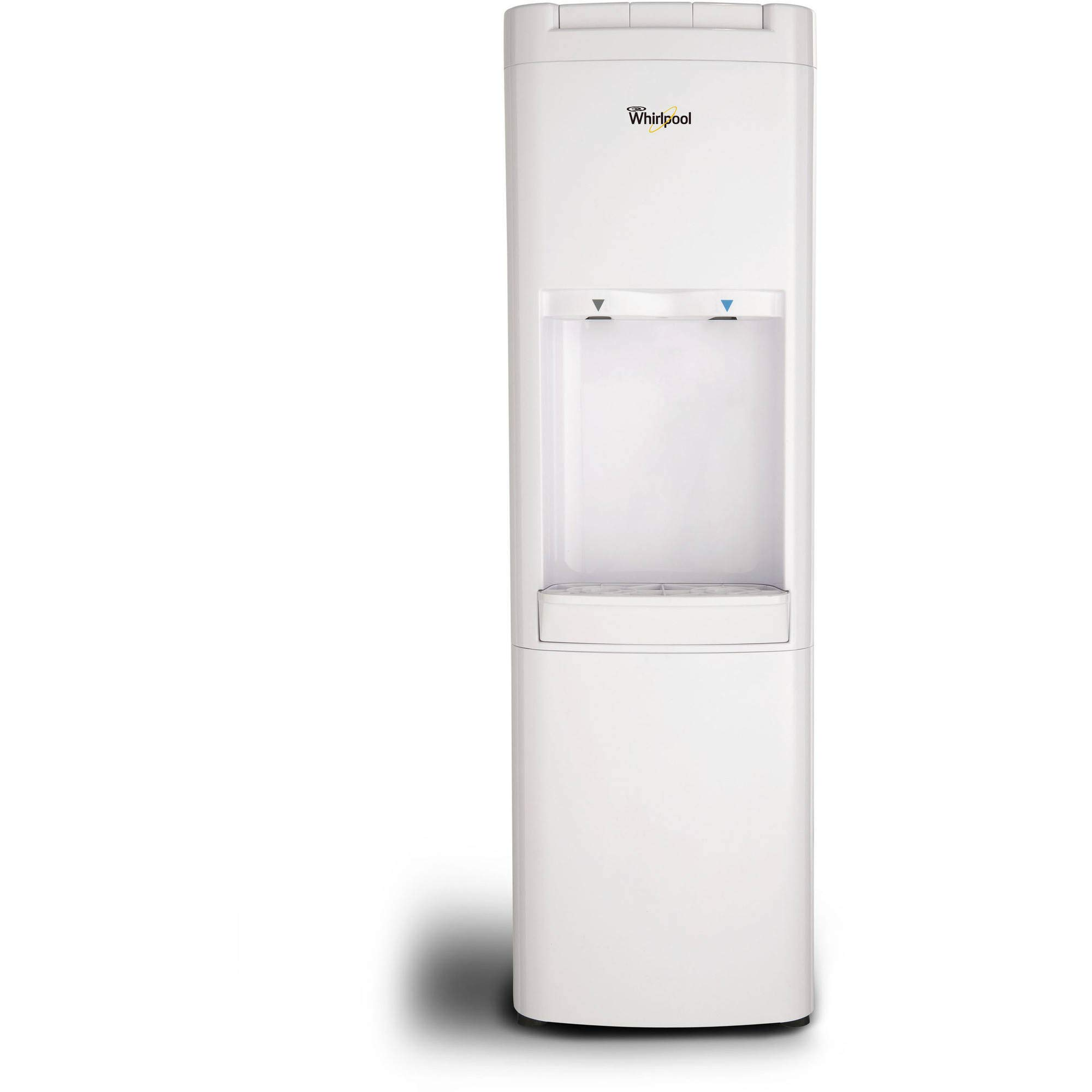 Whirlpool Commercial Water Cooler, Ice Chilled Water, White Water Dispenser by Whirlpool