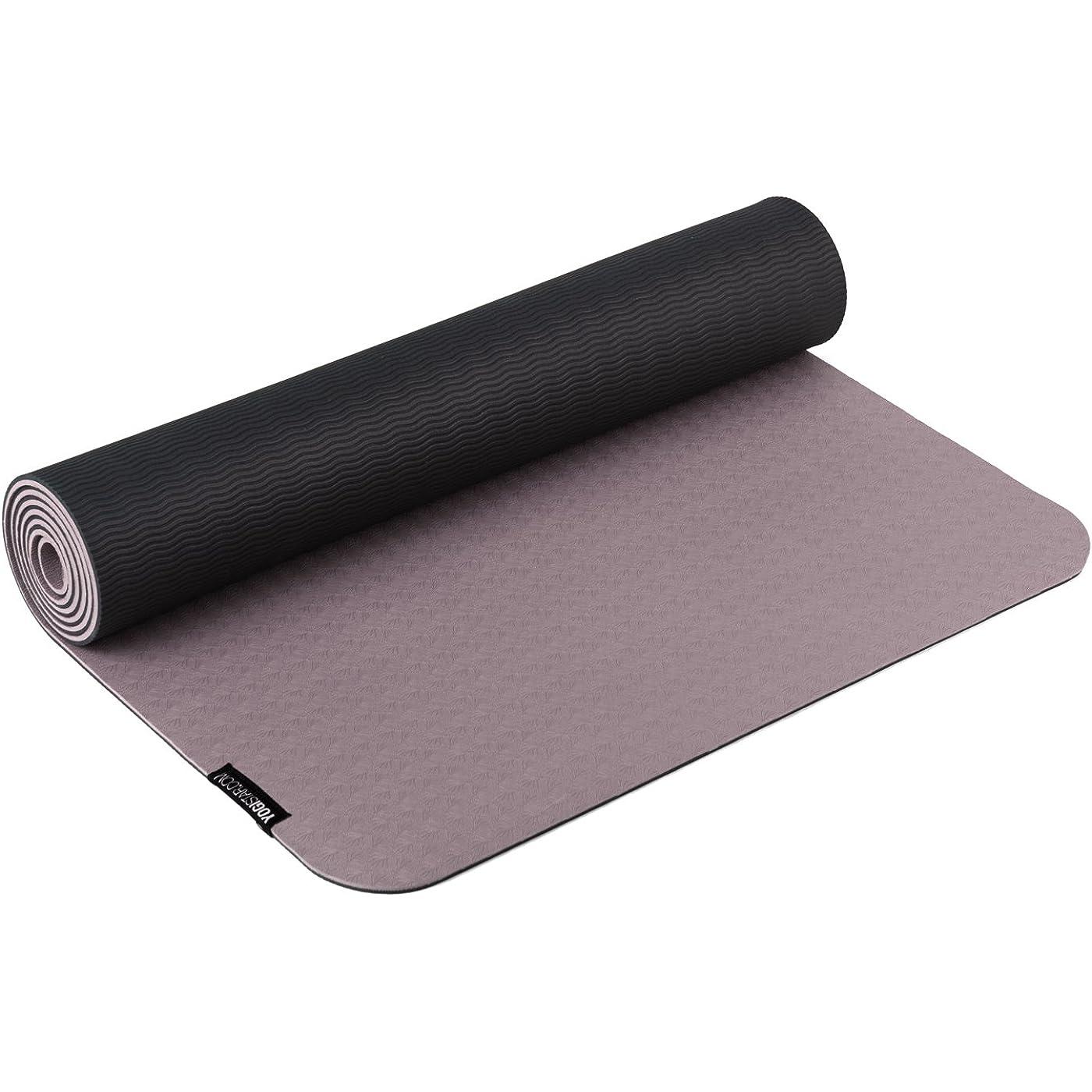 Wenn Sie nach einer guten Yogamatte suchen, werden Sie bei der Marke Yogistar fündig.