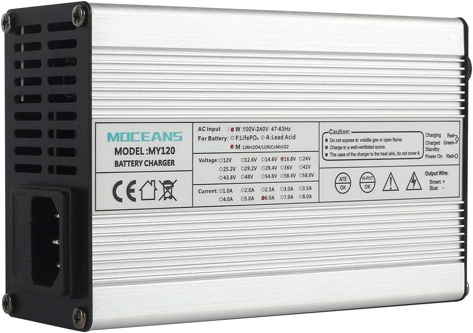 36V Prodecotech Charger for 36v Lifepo4 Rack Battery TP.BC.36V.2.LIFE