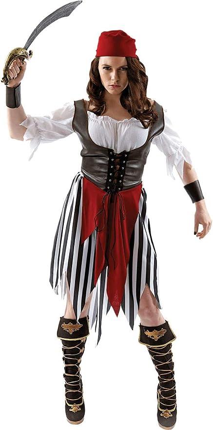 ORION COSTUMES Disfraz de Pirata para Mujeres: Amazon.es: Ropa y ...