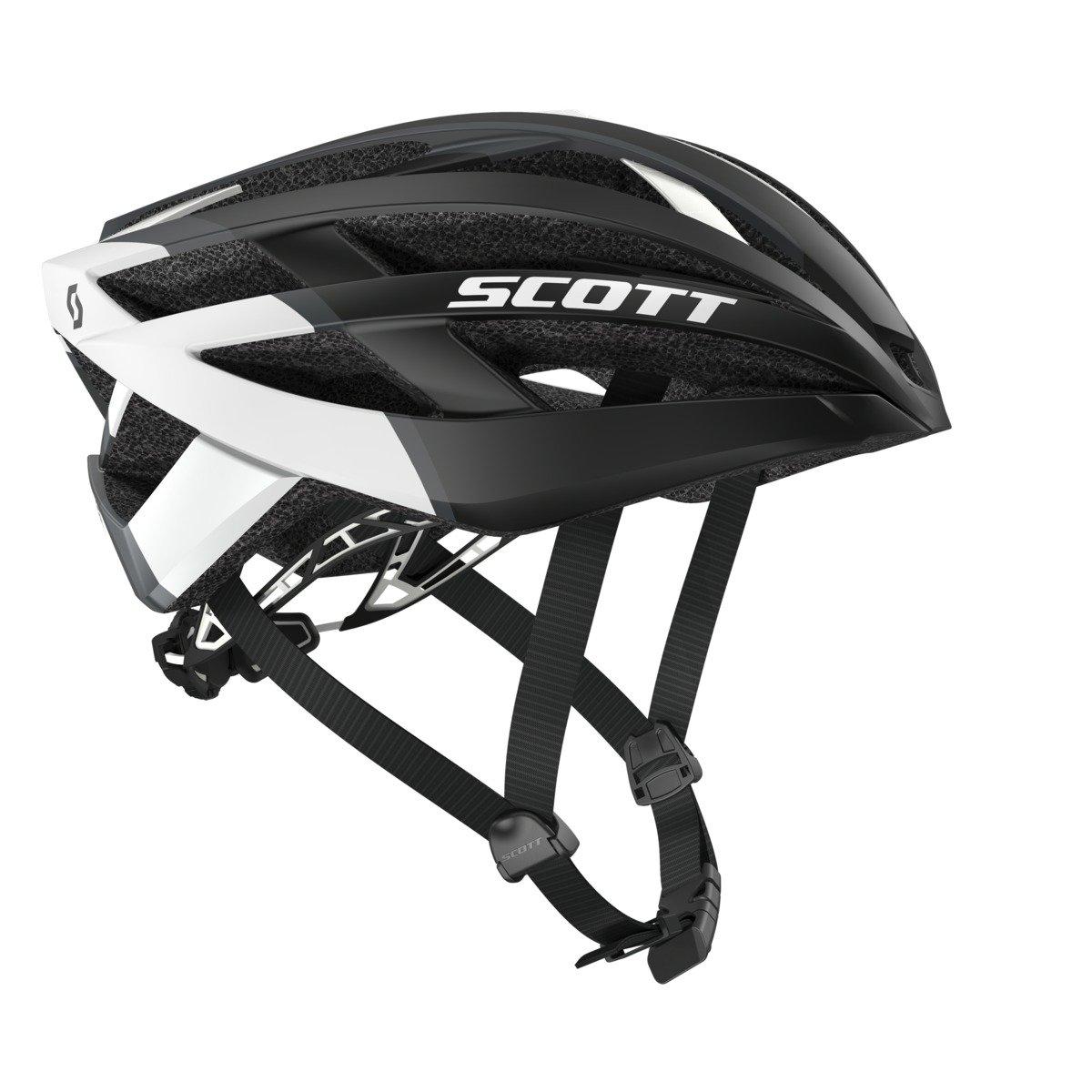 SCOTT(スコット) ヘルメット 自転車用ヘルメット Wit-R (CE) ブラック L/59-61cm  B00NCKNFHK