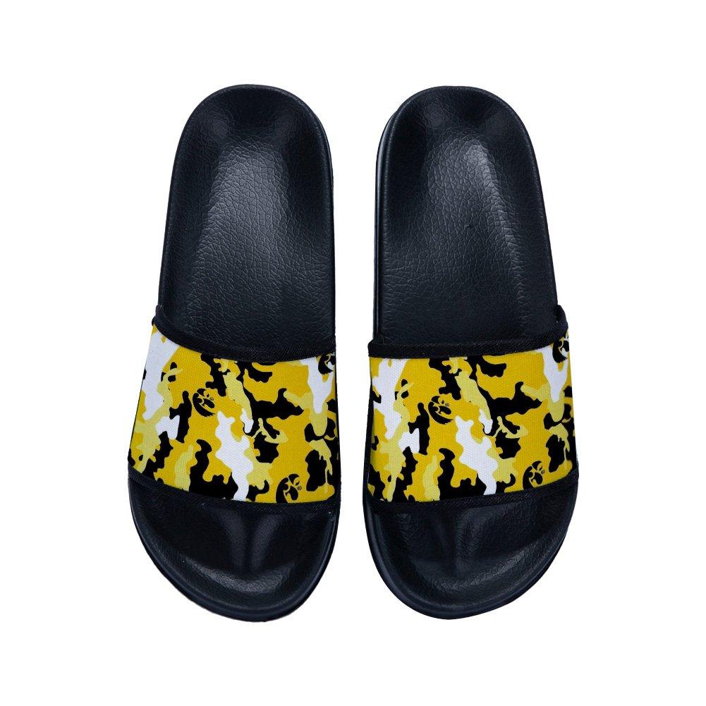 Slides Sandals for Boys Girls Anti-Slip Swim Shower Pool Slippers Camouflage