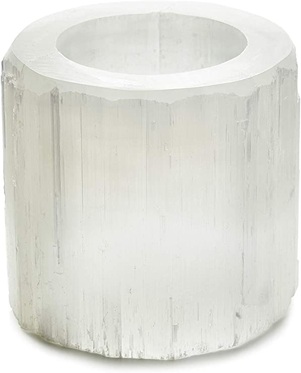 Self House Any space etc. Selenite Charm for Car