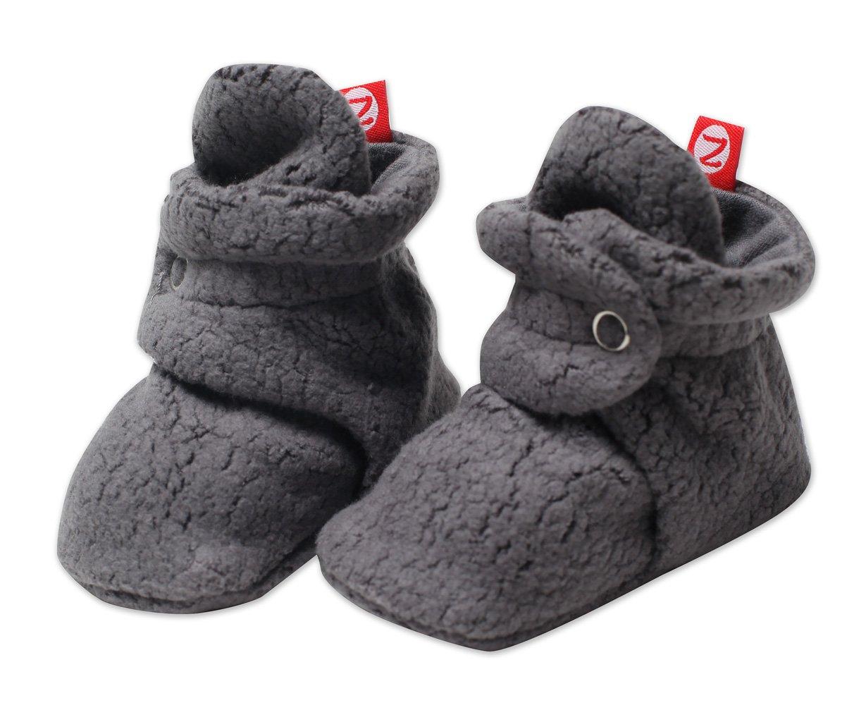 Zutano Newborn Unisex-Baby Fleece Bootie