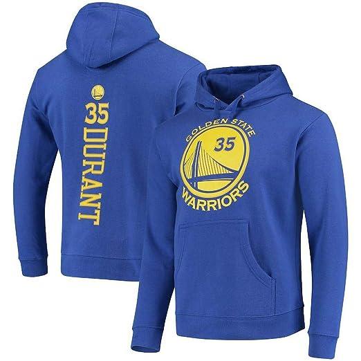 Sudadera Con Capucha De La NBA Sudadera De Golden State Warriors Stephen Curry Baloncesto Ocio C/ómoda Camiseta Deportiva