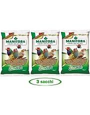 Manitoba Esotico 1 kg mangime uccelli esotici