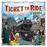 Ticket to Ride Europe (Dispatched From UK)