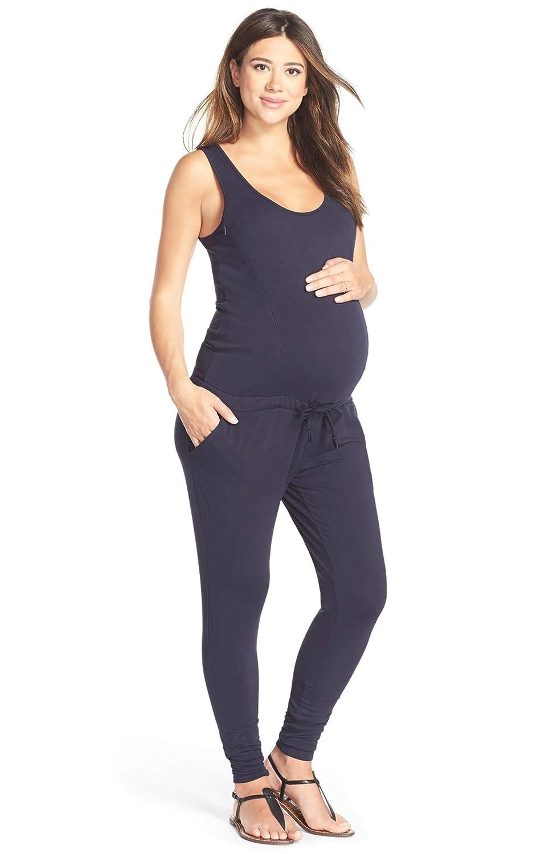 [ロイヤル ハナ] レディース ワンピース Loyal Hana 'Marni' Maternity/Nursing Rom [並行輸入品] x-small  B07RWXZLHG