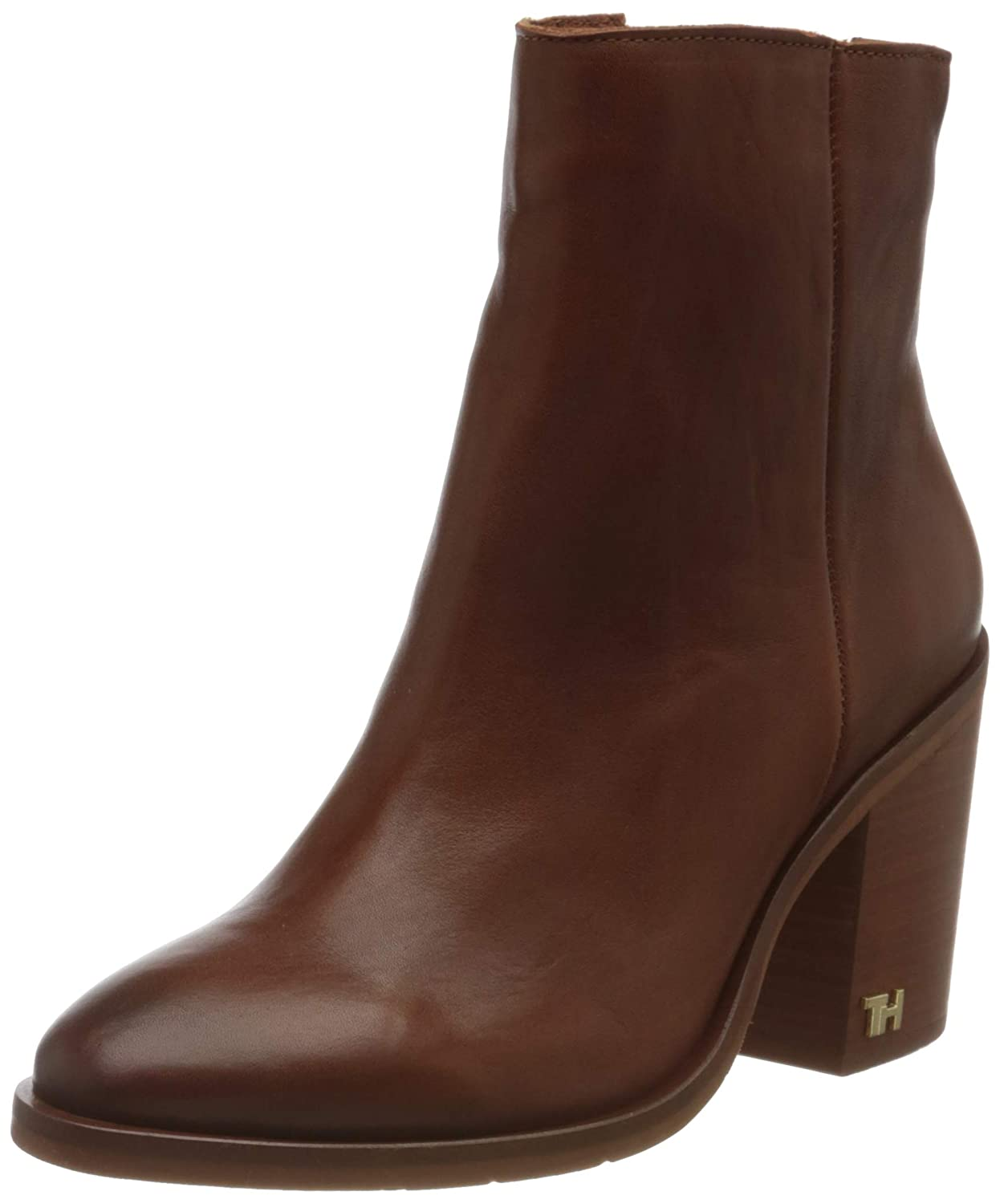 Stivaletti Donna Tommy Hilfiger Mono Color Heeled Boot