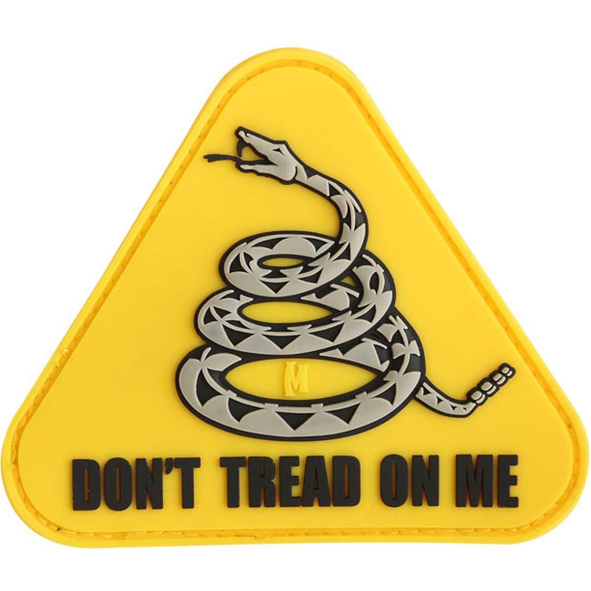 Don't Tread on Me Patch   B00DXNY0ZM
