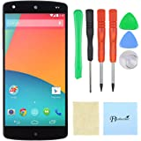 LG Google Nexus 5 G2 D820 LCD Touch Screen Digitizer Assembly and Frame
