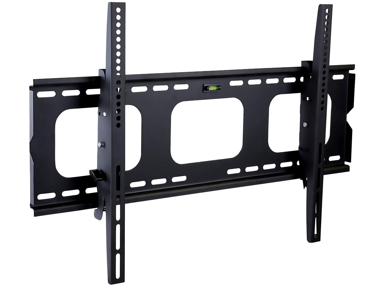 Mount-It! Tilting TV Wall Mount Bracket For Samsung Sony Vizio LG Panasonic TCL Element 32 40 42 47 50 55 60 65 Inch TVs VESA 200x200 400x400 600x400, 750x450 Compatible Premium Tilt 175 Lbs Capacity