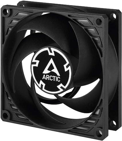 ARCTIC P8 – 80 mm Ventilador de Caja para CPU, Motor Muy ...