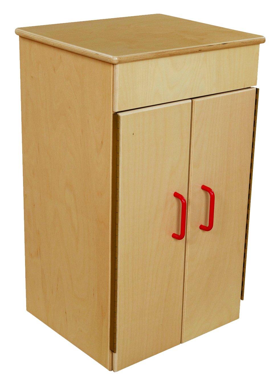 Wood Designs WD20400 Tot Refrigerator, 28 x 17 x 15'' (H x W x D)