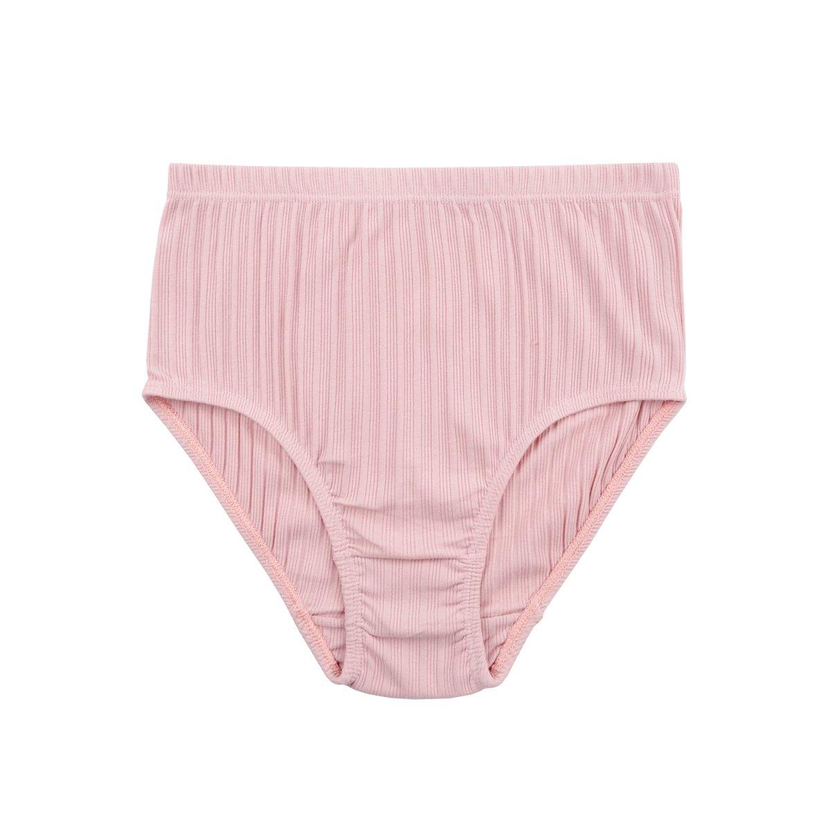 b6d408d2e98 Knitlord Women's Plus Size Underwear Cotton 6 Pack Comfort Briefs Panties  at Amazon Women's Clothing store: