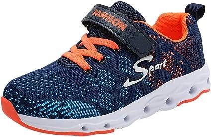 Zapatillas de Running para Niños Niñas Chicos SUNNSEAN Calzado ...
