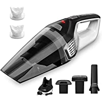 Homasy Portable Handheld Cordless Vacuum Cleaner