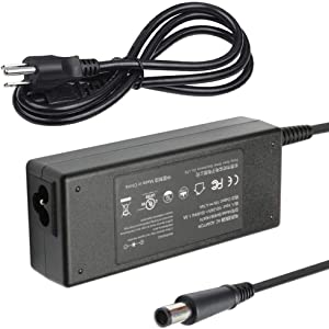 AC Adapter Laptop Charger for HP 2000 Series Pavilion Dv4 Dv6 Dv7 G4 G6 G7 M6 M7 G42 G50 G60 G71 65W 90W Power Supply Cord