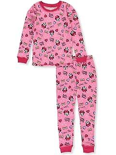 New Girls Size S 6 6X Cuddl Duds Base Layer 2 Pc Set Warm Underwear Pink