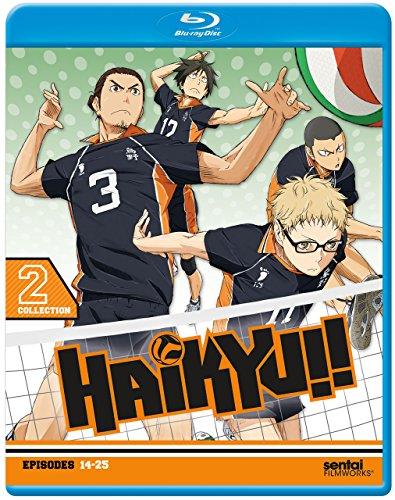 Haikyu!! Collection 2 [Blu-ray]