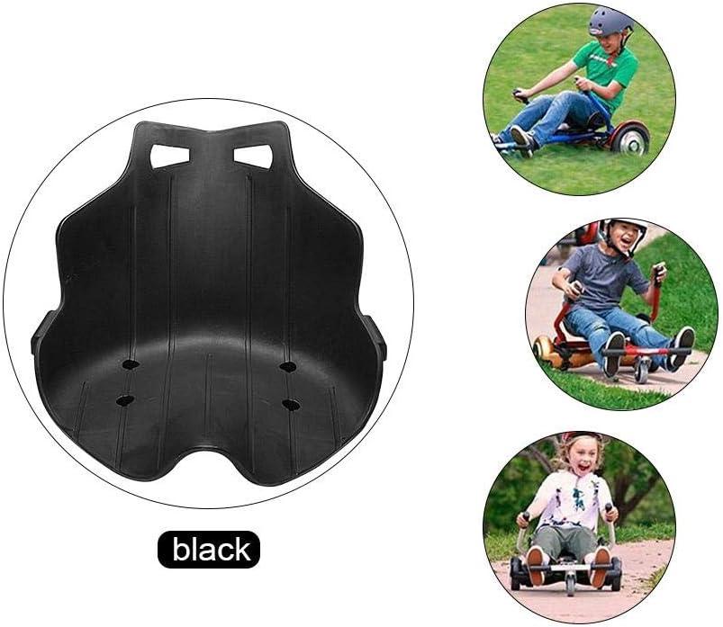 Kelihood Drift Autositz Kunststoff Verstellbarer Umweltfreundlicher Kart Sitz Für Hoverboard Ersatz Sport Freizeit