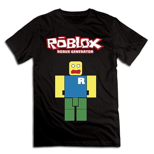 Amazon com: HSQGOODQUALITY Roblox-R-Men Mens Crew-Neck Short-Sleeve