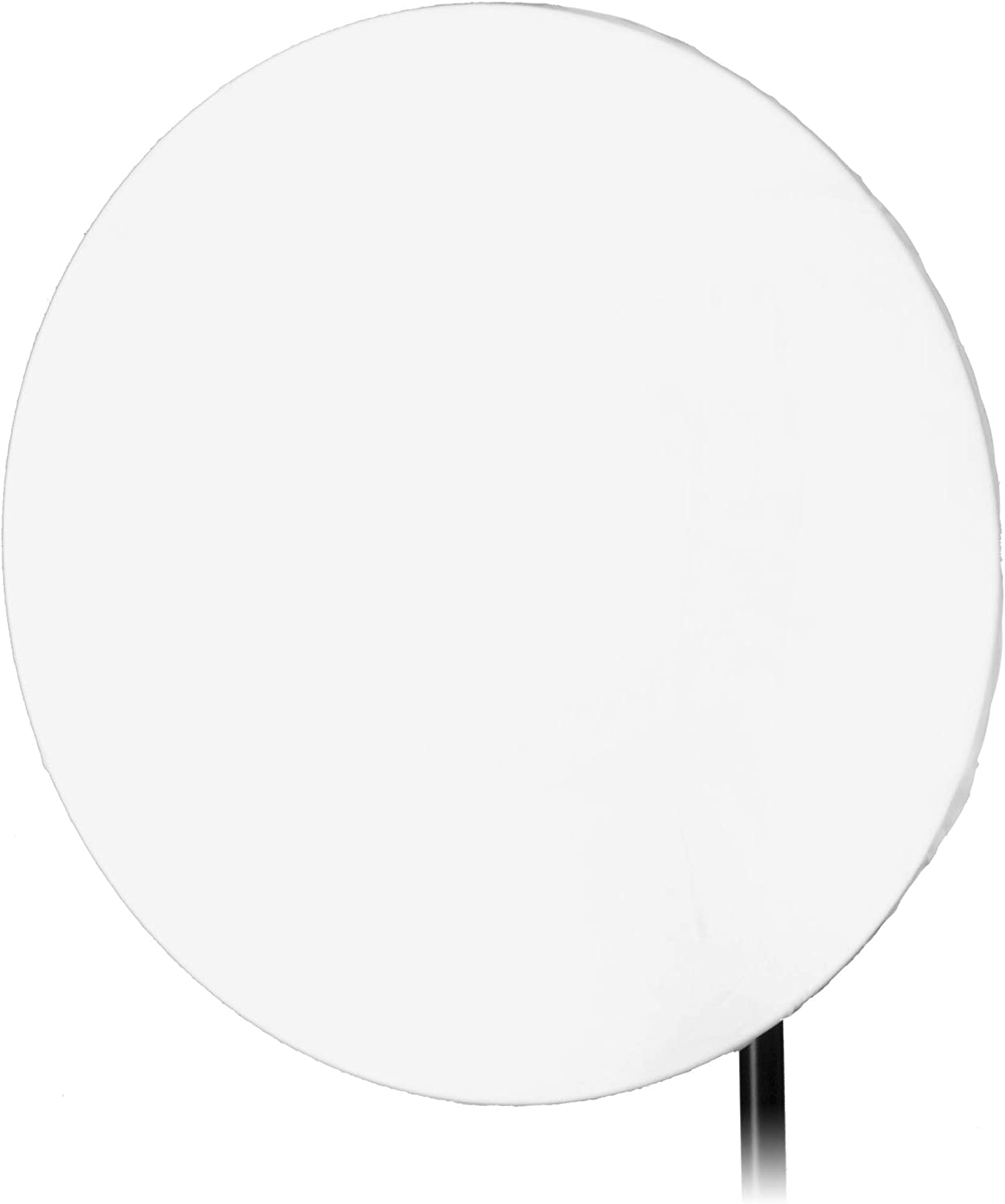 Fotodiox Pro 22in 55cm All Metal Beauty Dish with Norman 900 Insert Soft White Interior