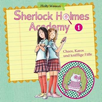 Chaos, Karos und knifflige Tricks: Sherlock Holmes Academy