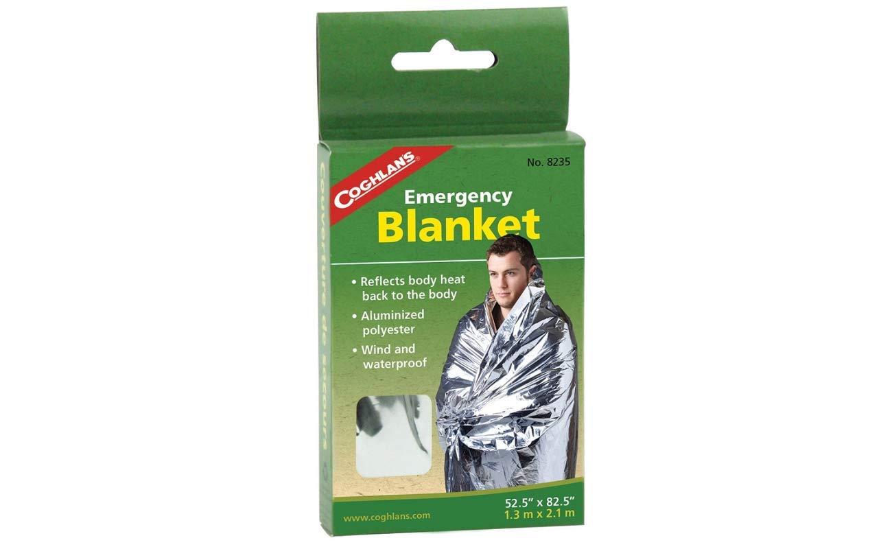 K&B ADVANCED Emergency Wind/Waterproof Blanket #8235 by K&B ADVANCED (Image #1)