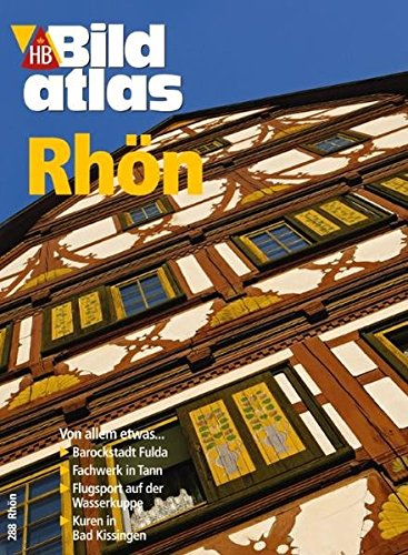 Rhön (HB Bildatlas)