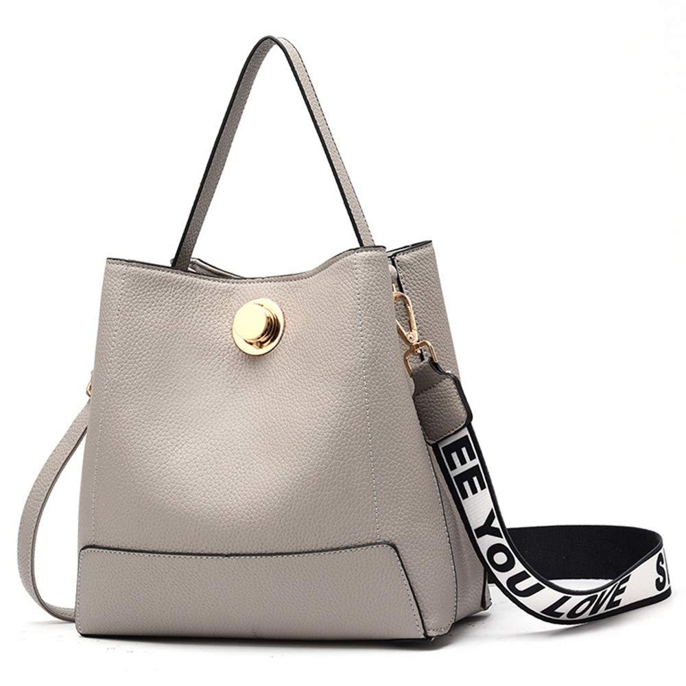 1e1f5ab2fbe Women's Shoulder Bag, pu Leather Handbag, Large-Capacity Crossbody ...