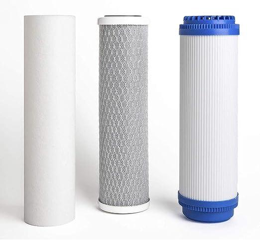 Pack Filtros Osmosis inversa Universales para Sistema de filtrado ...