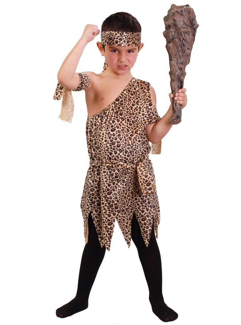 Disfraz de troglodita para niño - 4-6 años: Amazon.es: Juguetes y ...
