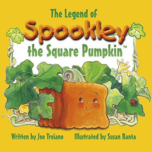 The Legend of Spookley the Square Pumpkin]()