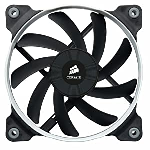 Corsair Air Series AF120 Quiet Edition Single Fan