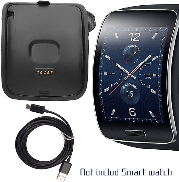 Amazon.com: Cargador de marcha S para Samsung Gear S de ...