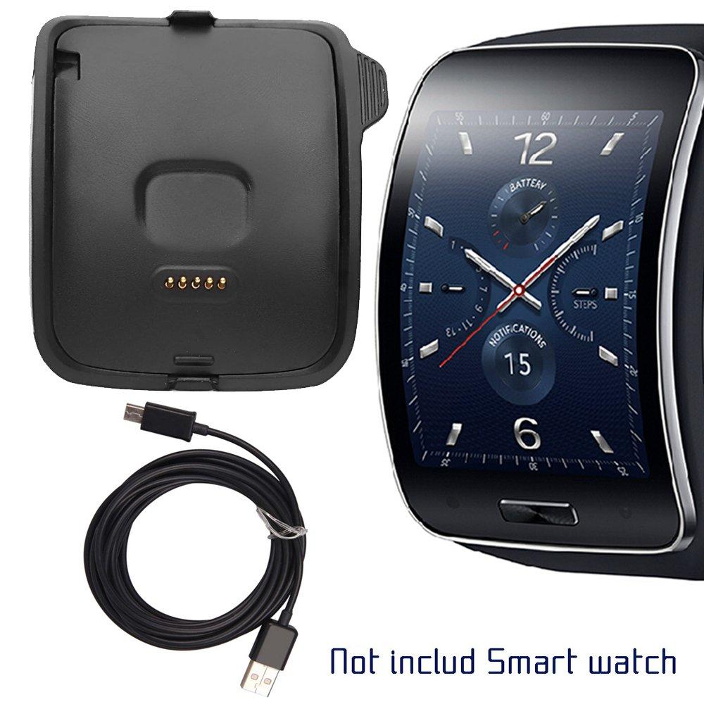 Gear S Charger, Samsung Gear S Base de carga, SM-R750 AnoKe ...