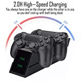 PS4 Controller Charger Stand Dual Charging