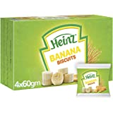 Heinz 240 g Banana Biscuits Milk Based - 6 Plus Months