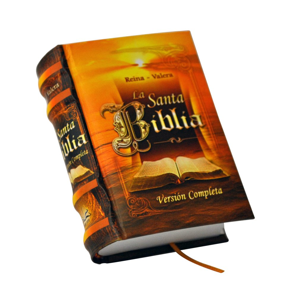 La Santa Biblia (Version Completa Reina Valera) (Spanish) Hardcover – 2009