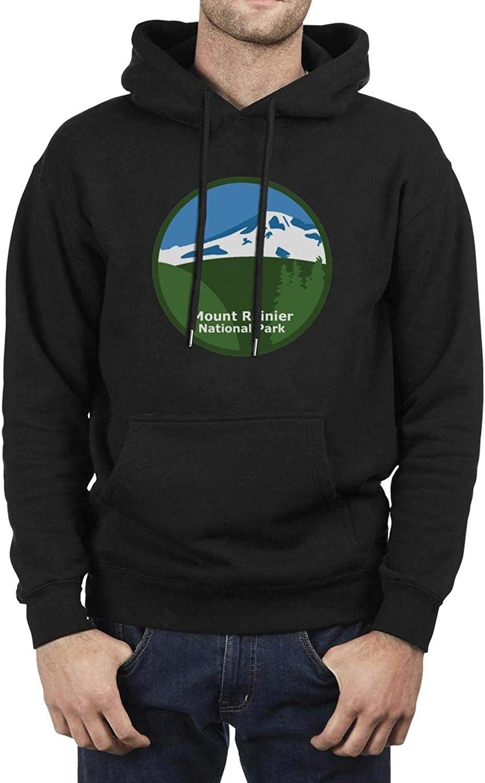 Kings Canyon National Park Mens Hooded Fleece Sweatshirt Fun Pocket Hoodie