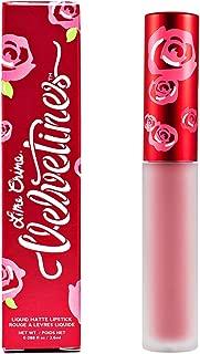 product image for Lime Crime Velvetines Liquid Matte Lipstick, Cupid - Petal Pink - French Vanilla Scent -Long-Lasting Velvety Matte Lipstick - Won't Bleed or Transfer - Vegan