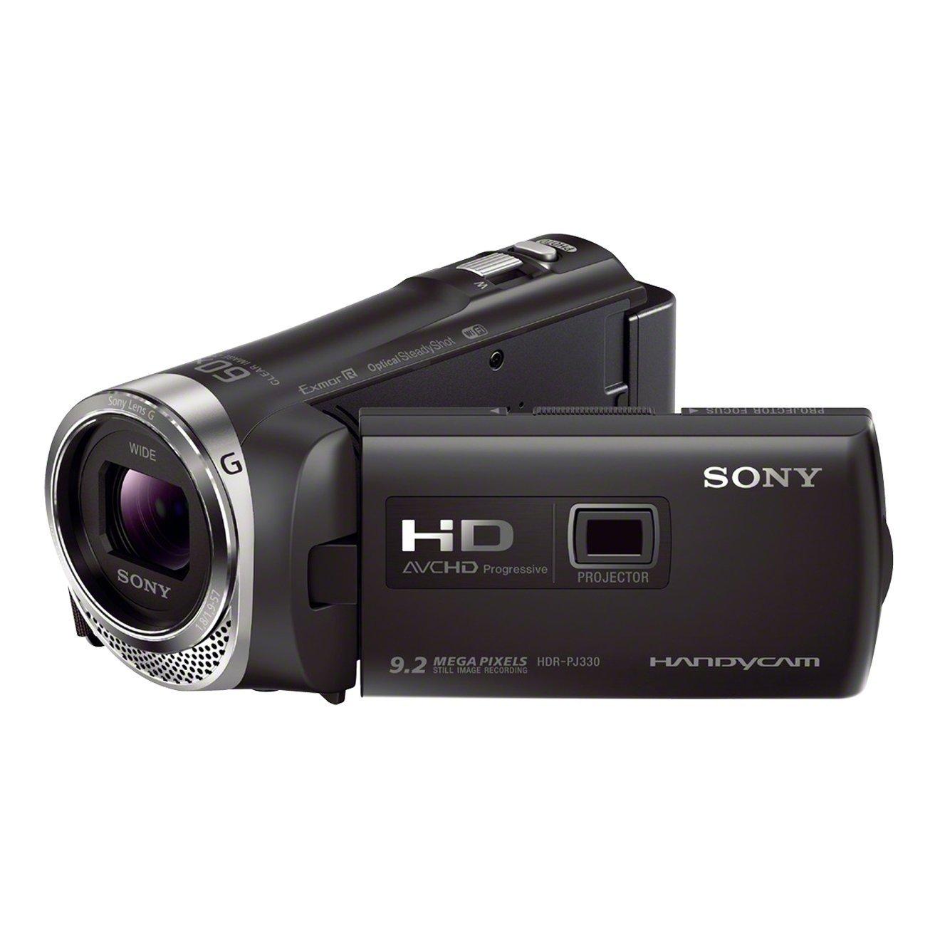 Sony Handycam HDR-PJ330E - Videocámara de 2.3 Mp (pantalla de 2.7