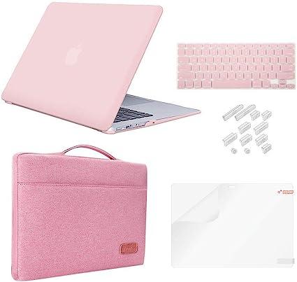 "For 2016 Macbook Pro 15/"" Premium Super Capacity Bag+Smart Case+Keyboard+Film"