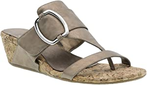 04345614b0 Slip on these stylish wedge sandals for a fresh update to your warm weather  look! Cute and versatile, the Geena!