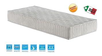 colchón Individual Memory Foam Mod. Easy Memory Medida 80 X 190 Alto 22 cm Aprox