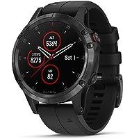 Garmin GPS-Multisportuhr Fenix 5 Plus Saphire