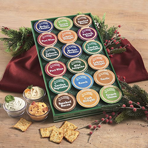 18 Incredible Spreadable Gift Samplers from The Swiss Colony