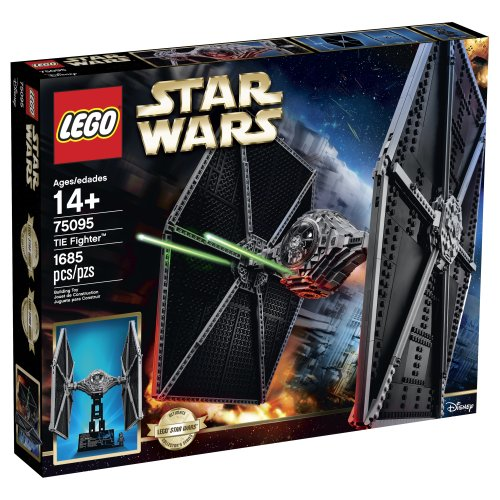 LEGO-Star-Wars-75095-Tie-Fighter-Building-Kit